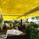 Sonnenschutzrollos horizontal
