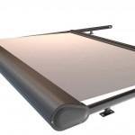 horizontale sonnenschutzrollos