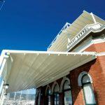 Terrassen Wetterschutz